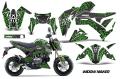 AMR デカール フルキット Kawasaki Z125 2017