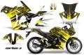 AMR デカール Honda CBR 250R (2010-2013) 専用グラフィック コンプリートキット EDHARDY