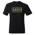 Mika Metals Patch T-shirt , オリジナル Tシャツ