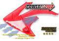 CYCRA サイクラ HONDA パワーフローインテークラジエターシュラウド CRF250R/450R (2009-2013)