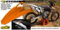 CYCRA サイクラ KTM パワーフローリアフェンダー (2011-2015)