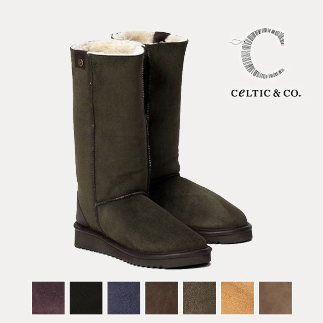 celt calf ムートンブーツ