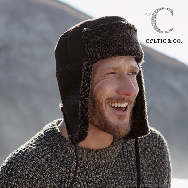celtic トラッパーハット