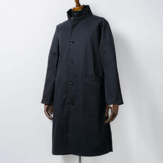 Stand-collar Atelier Coat