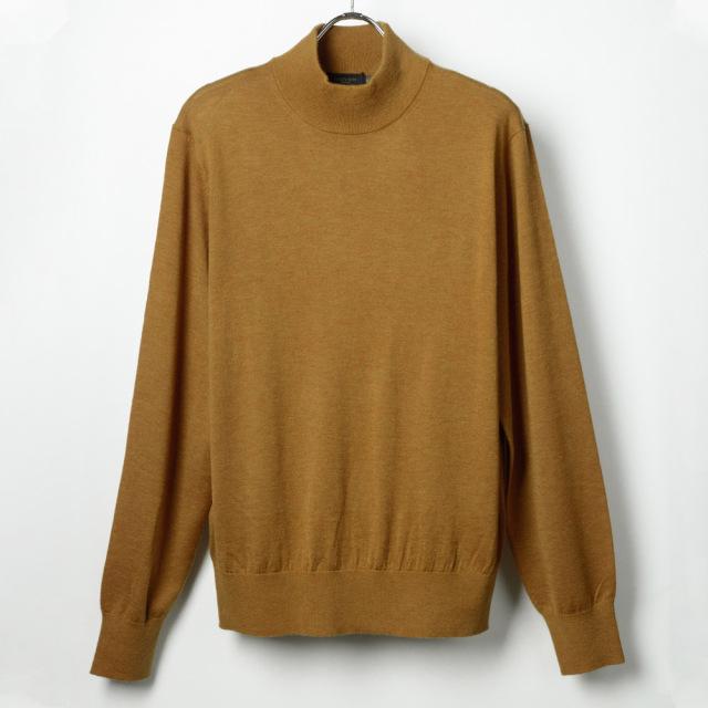 MOVERモックネックセーター