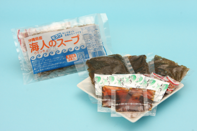 沖縄もずくスープ