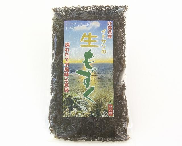 沖縄の生もずく