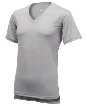 フリーズテック 冷却インナーシャツ 半袖Vネックインナー
