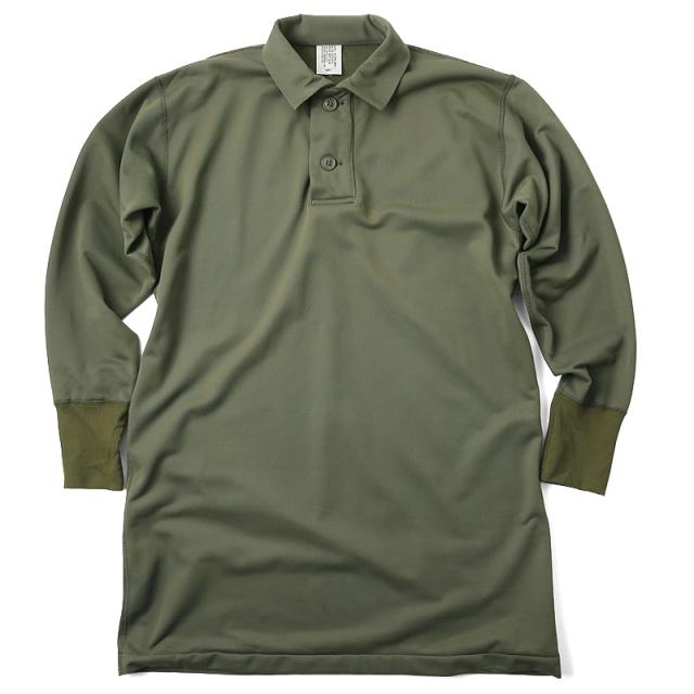 実物 新品 米軍 NAM戦 OD スリーピングシャツ