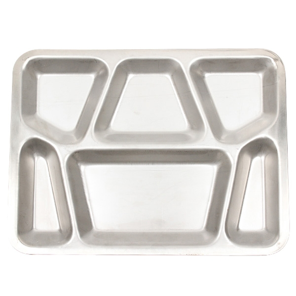 実物 新品 米軍G.I. STAINLESS STEEL MESS TRAY