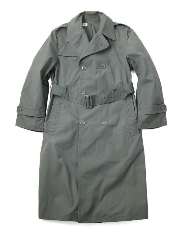 実物 米陸軍 (U.S.ARMY) トレンチコート