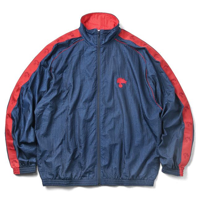 実物 新品 イタリア軍 国家憲兵隊 カラビニエリ ナイロン トレーニングジャケット