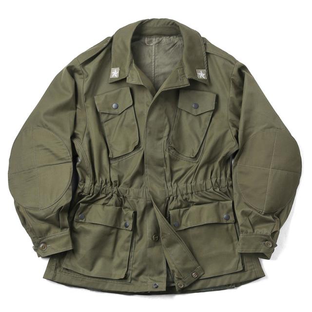 実物 新品 イタリア軍 コンバット ジャケット