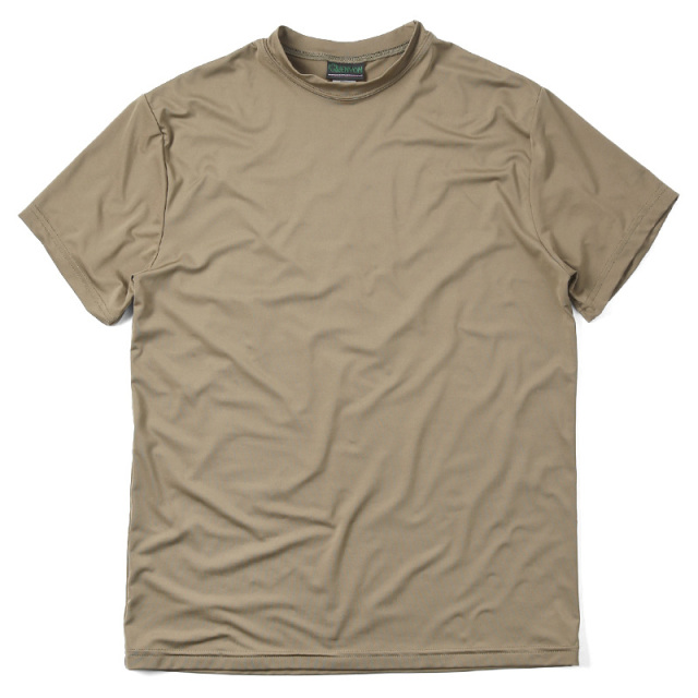 KENYON MADE IN USA 米軍使用 PCU LEVEL1 Tシャツ COYOTE