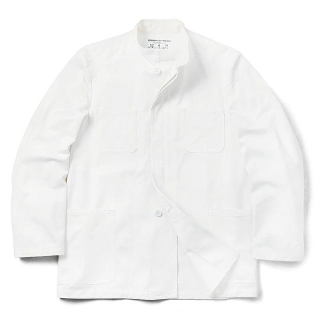 実物 新品 イタリア デッドストック ドレスジャケット ホワイト