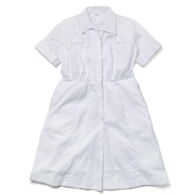 実物 新品 米軍 HOSPITAL DUTY UNIFORM ドレス