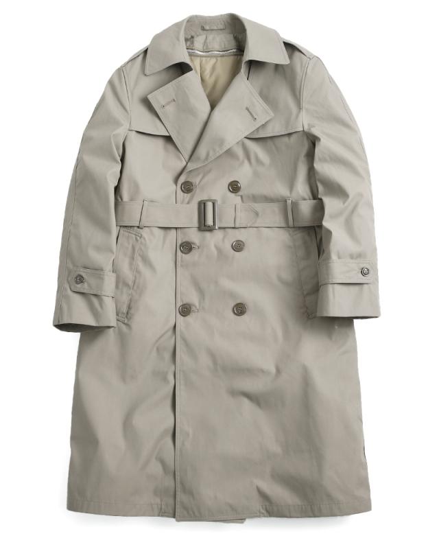 実物 新品 米軍U.S.M.C.(米海兵隊)トレンチコート ライナー付