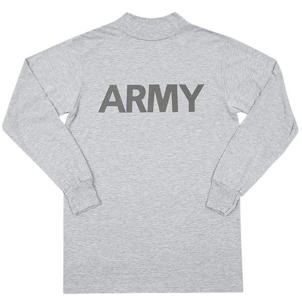 実物 新品 米陸軍新型PFU ロングスリーブTシャツ