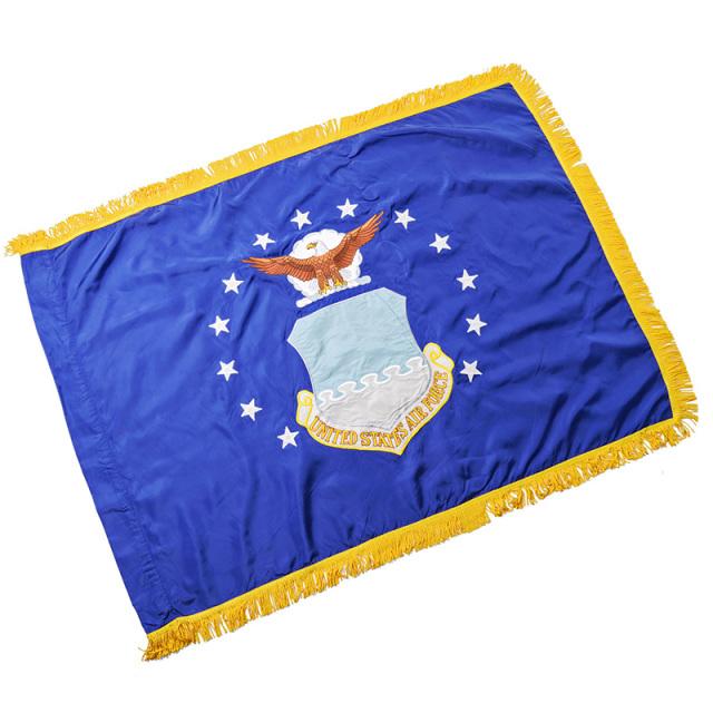 実物 新品 米空軍 AIR FORCE ORGANIZATIONAL フラッグ(旗)