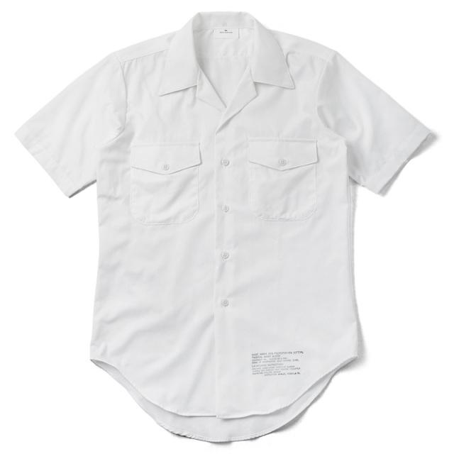 実物 新品 米軍 トロピカル 半袖シャツ #2