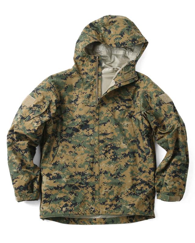 実物 新品 米海兵隊 U.S.M.C. HARD SHELL ジャケット SO 1.0 MARPAT