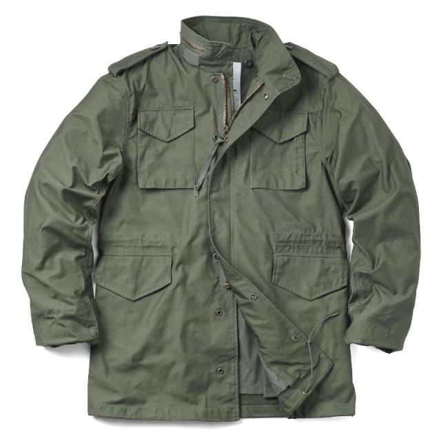 Valley Apparel M-65フィールドジャケット