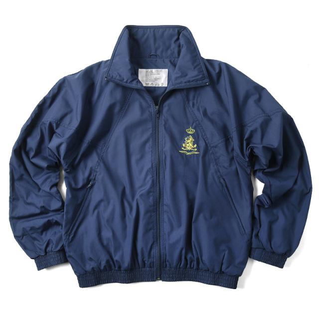実物 新品 オランダ軍トレーニングジャケット