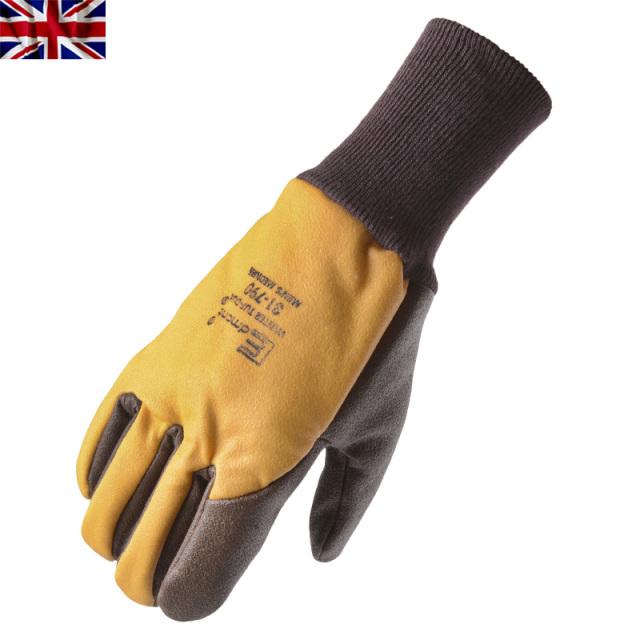 実物 新品 イギリス軍 コールドウェザーグローブ 手袋