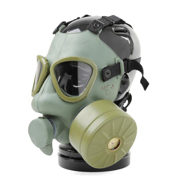 実物 新品 セルビア軍 MC-1ガスマスク