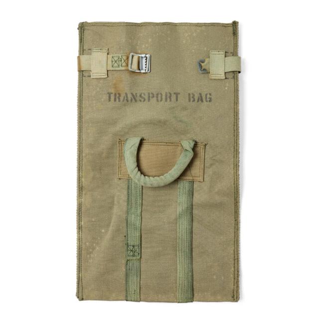 実物 米軍 WWII BAILEY TRANSPORT BAG トランスポートバッグ