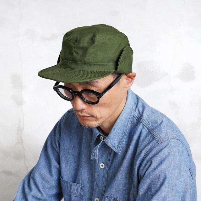 実物 新品 スウェーデン軍 パイロットサマーキャップ ミリタリー 軍放出品