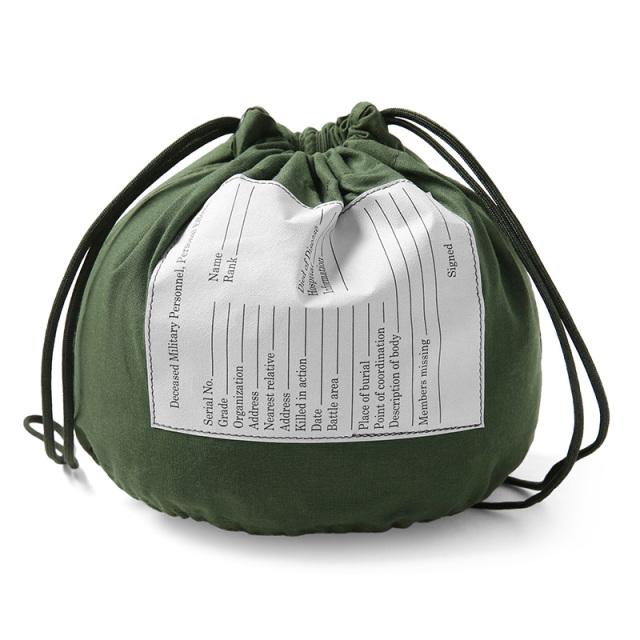 実物 新品 米軍 パーソナルエフェクツバッグ #1