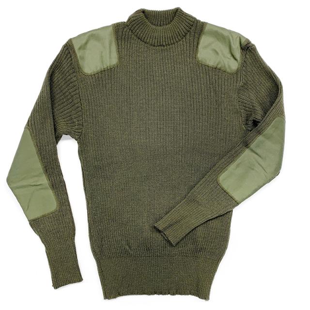 実物 新品 スペイン軍 コマンドセーター