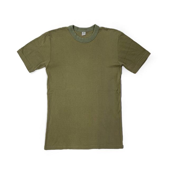 スイス軍放出 USED Tシャツ