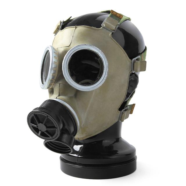 実物 USED ポーランド軍 MC-1 ガスマスク