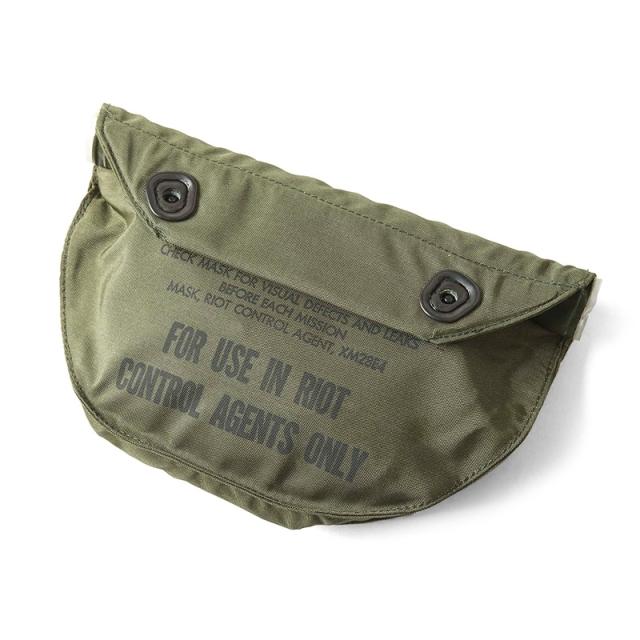 実物 新品 米軍 XM28 ガスマスクバッグ