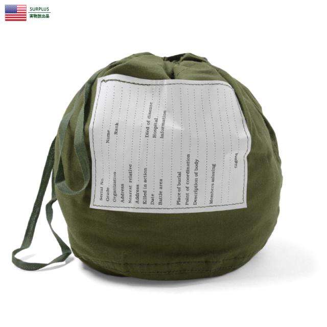 実物 新品 米軍 パーソナルエフェクツバッグ #2