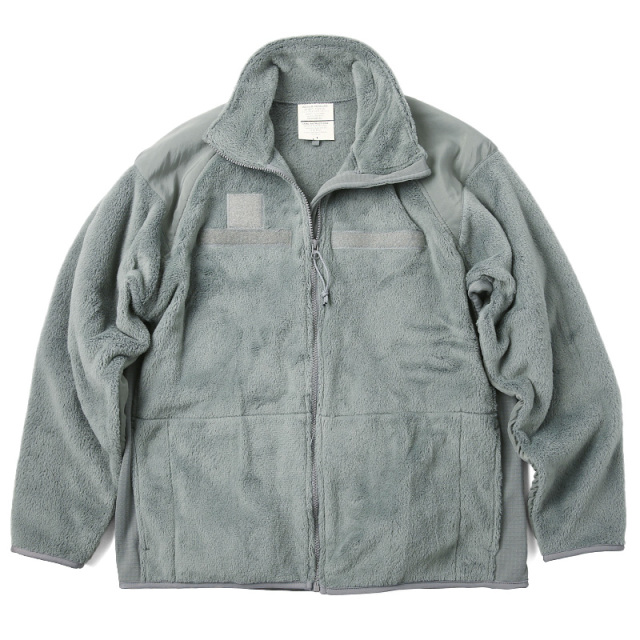 実物 新品 米軍ECWCS Gen3 POLARTEC フリースジャケット FOLIAGE