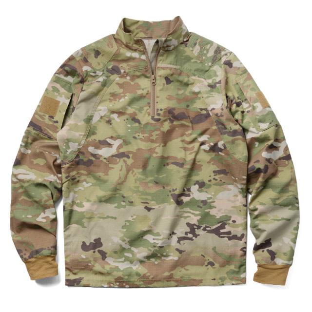 実物 新品 米軍INCLEMENT WEATHER COMBAT シャツ OCP