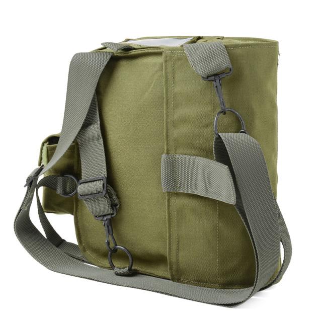 実物 新品 米軍 M40ガスマスクバッグ