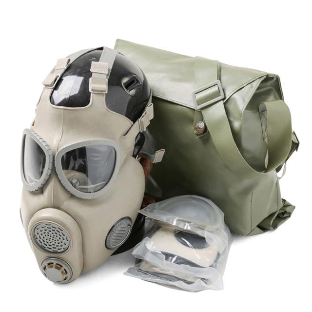 実物 新品 チェコ軍 M10ガスマスク ミリタリー