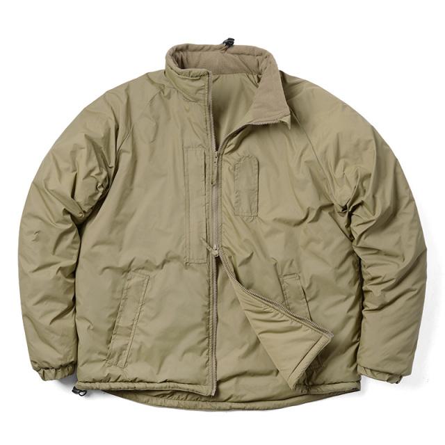 実物 新品 イギリス軍 PCS THERMAL ジャケット
