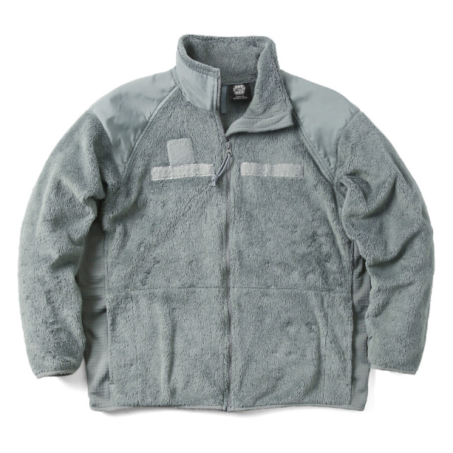 実物 USED 米軍 ECWCS Gen3 POLARTEC フリースジャケット FOLIAGE