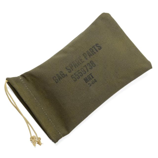 実物 新品 米軍 スペアパーツバッグ