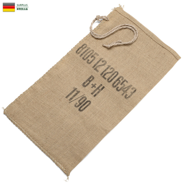 実物 新品 ドイツ軍 BW サンドバッグ(土嚢) 土のう