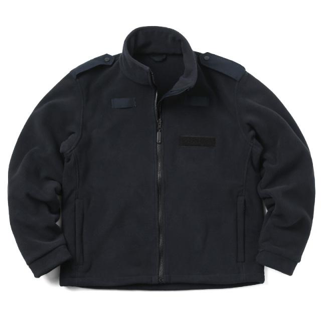 実物 新品 イギリス警察 POLARTEC フリースジャケット