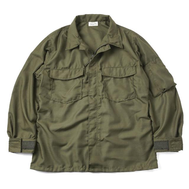実物 新品 米軍 NOMEX ノーメックス ヘリクルーシャツ 横ポケット