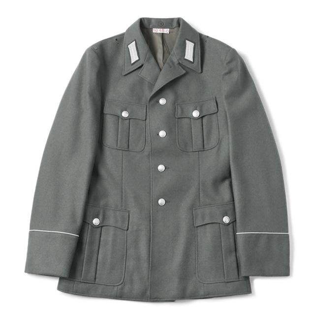 実物 新品 東ドイツ軍 NVA ARMY ウール ユニフォーム ジャケット