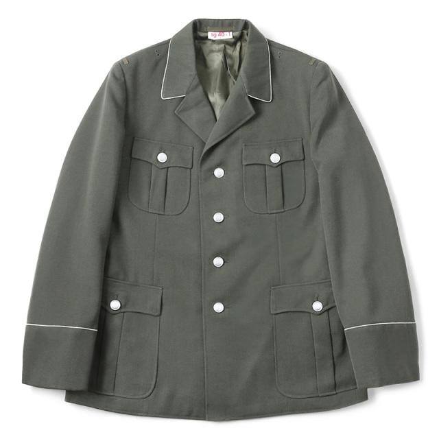 実物 新品 東ドイツ軍 NVA ARMY ギャバジン ユニフォーム ジャケット