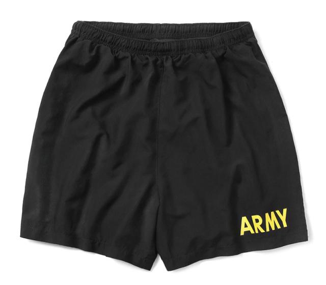 実物 USED 米軍 U.S.ARMY APFU トレーニングショーツ